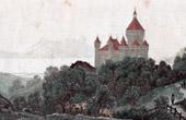 Vufflens Castle - Canton de Vaud (Switzerland)