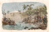 Explorer - Death of James Cook in Hawaii