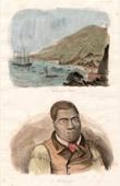 Hawaii - Vessels of James Cook - HM Bark Endeavour - HMS Resolution - Tamea Mea