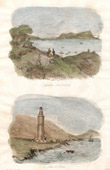 Rock of Gibraltar - Westside of Gibraltar - Spain - Lighthouse of Tarifa