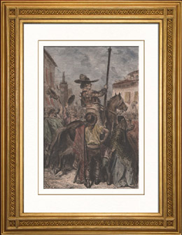 Picador Calder�n - Bullfighting - Tauromachy - Portrait on Horseback (Spain)