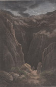 The Ravine of Poqueira in Alpujarras - River - Sierra Nevada (Spain)