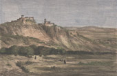 View of Arcos de la Frontera - C�diz - Andalusia (Spain)