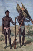 Dräkter - Traditioner - Etnicitet - Etnisk grupp - Krous (Liberia - Västafrika)