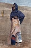 Dr�kter - Traditioner - Kvinna i Nup� (Nigeria - V�stafrika)