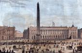 View of Paris - Historical Monuments of Paris - Obelisk of Luxor - Place de la Concorde