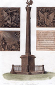 La Consulaire - Berber artillery - Assault of Algieria (1830) - French conquest of Algeria - Monument (Brest - France)