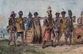 Negros Cangueiros - Indians (Brazil)