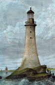 Eddystone Lighthouse - Devon (England)