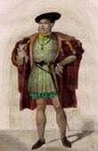Portrait of Henry VIII (1491-1547)