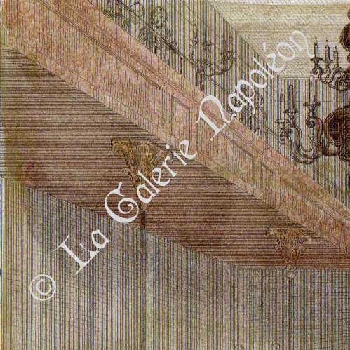 Gravures anciennes gravure de chambre des communes parlement anglais westminster londres - Chambre des lords angleterre ...