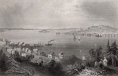 View of City of Halifax (Nova Scotia - Canada)