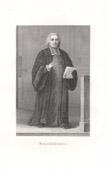 Portrait of Malesherbes (1721-1794) - Chr�tien Guillaume de Lamoignon de Malesherbes