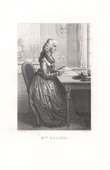 Portrait of Madame Roland (1754-1793)