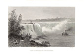 View of Niagara Falls (United States of America)