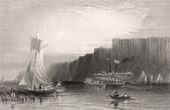 The Palisades - Hudson Palisades - Cliffs - Hudson River - New York State (United States of America)