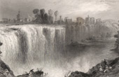 High Falls - Genesee River - Rochester - New York City (United States of America)