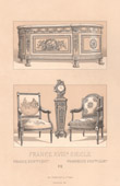 French Fashion - France - 18th Century - XVIIIth Century - Furniture - Reign of Louis XVI of France