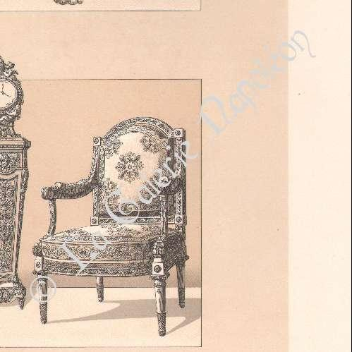 alte stiche franz sische mode frankreich 18 jahrhundert xviii jahrhundert m bel. Black Bedroom Furniture Sets. Home Design Ideas