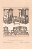 Antique Furniture - Europe - 18th Century - XVIIIth Century - Seat - Sedan chair -Litter -Carriage