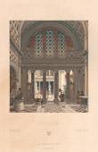 Ancient Rome - Decoration - Interior of a palace - Atrium