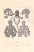 Mode und Kostüme - Europa - Spanien - XVI. Jahrhundert - Helm - Rüstung - Plattenpanzer - Panzer