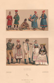 Swedish fashion - Sweden - Swedish Costume - Lapp - S�mi - Sami - Saami