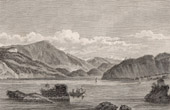 View of Lucerne  - Stansstad Port - Lake Lucerne - Kanton Nidwalden (Switzerland)