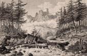 Trient Glacier - Mont Blanc - Monte Bianco - Canton of Valais (Switzerland)