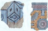 Roman Monument - Mosaics - France