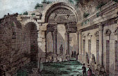 Nymphaeum - Nymphs - Greek mythology - Nîmes (France)