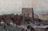 Arch of Germanicus - Bridge - Ancient Rome - Saintes (France)