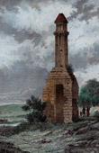 La Grande Cheminée - Roman Gaul Monument - Quinéville near of Valognes (France)