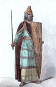 Portrait of Geoffrey V Plantagenet (1113-1151)