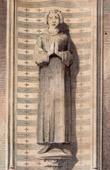 Louis of France (1244-1260) - Eldest son of Saint Louis