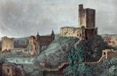 Gisors Castles (Eure - France)