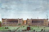 View of Paris - Place Louis XV - Place de la Concorde (France)