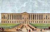 Columns of Louvre - Paris (France)