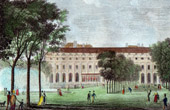 View of Paris - Palais Royal