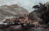View of Brixen - Tyrol (Austria)