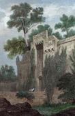 Clisson Castle (Loire-Atlantique - France)