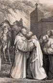 Saint Bernard of Clairvaux - Order of Cistercians - 08/20 - St Bernard � la Chartreuse