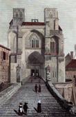 Chaise-Dieu Abbey - Haute-Loire - Auvergne (France)