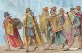 Bestattungen von Friedrich II von D�nemark in Roskilde - Musiker (1588)