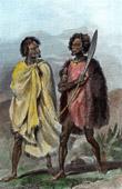 Nya Zeeland - Ursprungsbefolkning i Bay of Islands