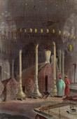 S�leymaniye Mosque - Suleiman's Mausoleum  - Constantinople - Istanbul (Turkey)