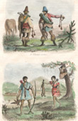 (Brazil) - Aboriginal people - Charr�a people - Bogres