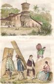Ecuador - Santo Domingo zu Guayaquil  - Traditionelle Kleidung zu Quito