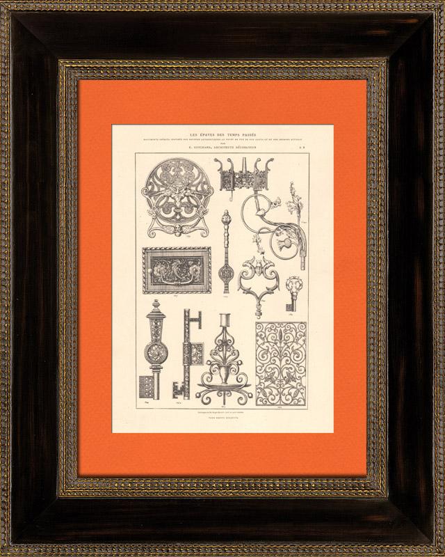 hierro decoracin arte - photo #33