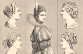 Ancient Rome - Roman headdresses - Roman Fashion